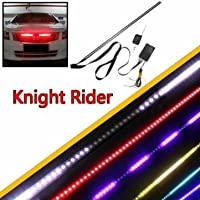 [Spedizione gratuita 7~12 giorni] 7 colori 48 rgb LED auto