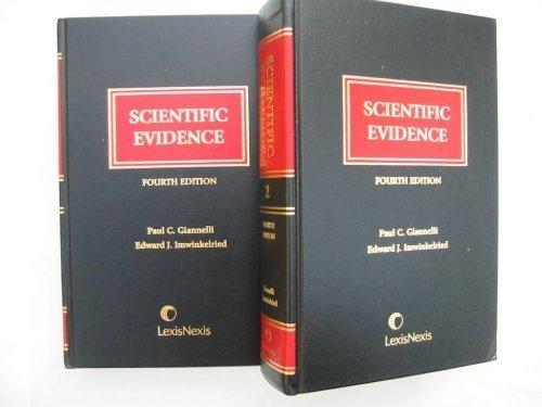 scientific-evidence-by-lexis-nexis-2007-01-15