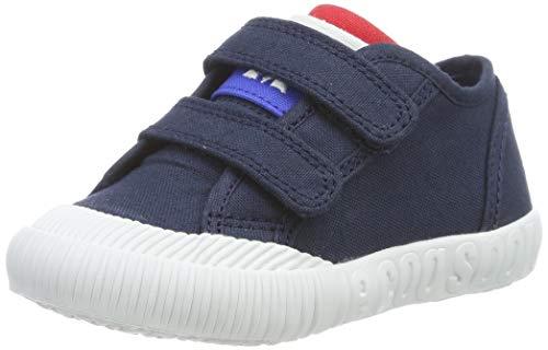 Le Coq Sportif Unisex Baby Nationale Inf Sneaker, Blau (Dress Blue Dress Blue), 21 EU