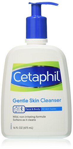 Cetaphil Gentle Skin Cleanser, For all skin types, 16 Ounce Bottles (Pack of 3)  available at amazon for Rs.5971