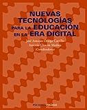 Nuevas tecnologías para la educación en la era digital (Psicología)