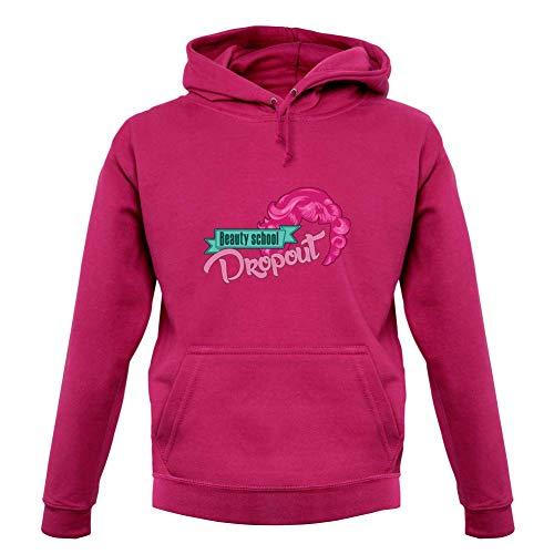 Dressdown Beauty School Dropout Unisex Hoodie/Kapuzenpullover - Pink - L