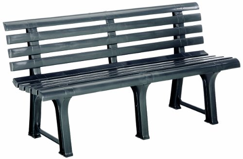 BEST 18151450 Bank Bregenz 145 x 49 x 74 cm, anthrazit