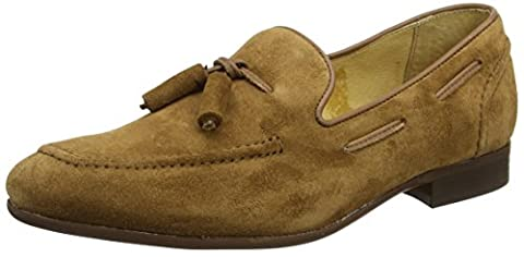 Hudson London Pierre, Mocassins Homme, Marron (Tan), 40 EU