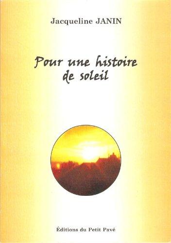 Pour une histoire de soleil