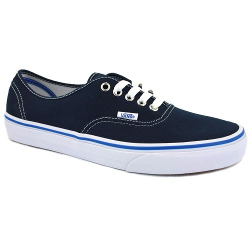 Vans Unisex-Erwachsene Authentic Lo Pro Sneakers Dress Blau