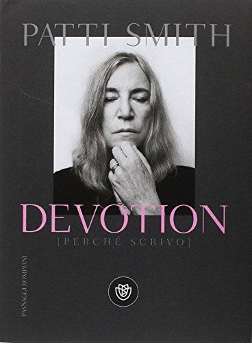 Devotion (perché scrivo)