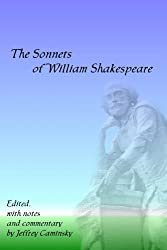 The Sonnets of William Shakespeare by Jeffrey Caminsky (2008-09-15)