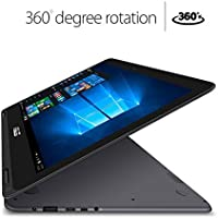 "2017 Newest ASUS ZenBook Flip UX360CA 13.3"" Full HD Touchscreen Convertible 2-in-1 Laptop Intel Core m3 8GB DDR3 256GB SSD with Windows 10(Versione USA, importato)"