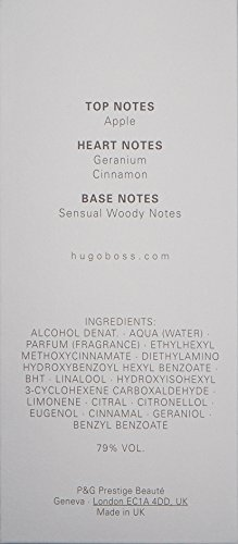 Hugo Boss   Boss Bottled   Agua De Tocador Vaporizador  100 ml
