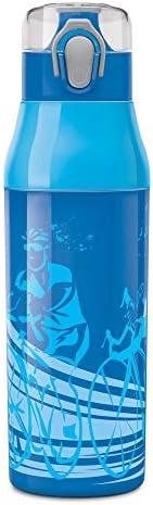 Milton Kool Zing 700 Insulated Water Bottle for Kids, 640 ml, Blue