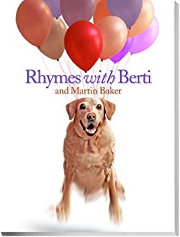 Rhymes with Berti by [Baker, Martin]