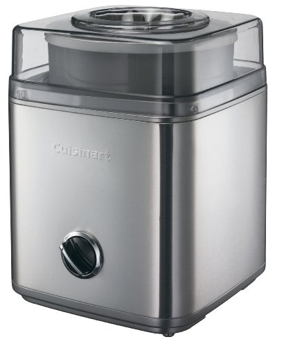 Cuisinart ICE30BCU Ice Cream Maker - Silver