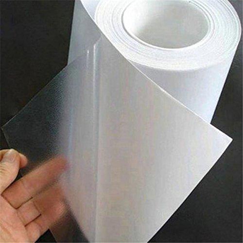 ECYC Auto-Autohaube Lackschutzfolie Vinyl Klar Transparentfolie 20CMx5M