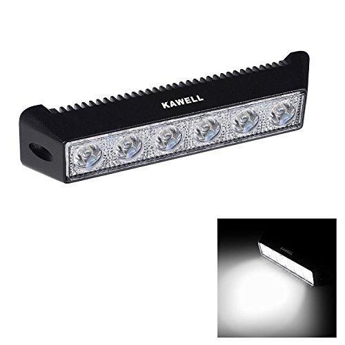 KAWELL 18W LED Barra 4x4s Faro Antiniebla LED Luz