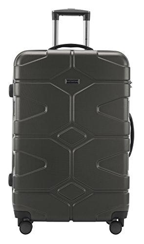 HAUPTSTADTKOFFER - X-Kölln - Hartschalen-Koffer Koffer Trolley Rollkoffer Reisekoffer, TSA, 76 cm, 120 Liter, Graphite matt - 7