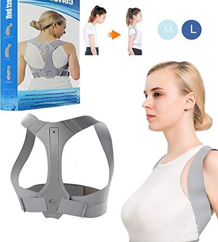 SEA CHANCE® Haltungstrainer Pro Next Generation, Geradehalter zur Haltungskorrektur für eine Gesunde Haltung, Rückentrainer Schulter Rückenstütze, Schulter Rücken Haltungsbandage Verstellbare(L) -