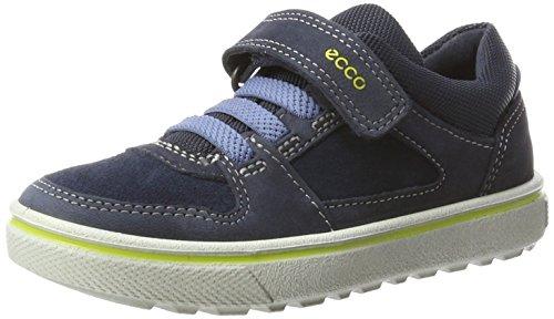ECCO Jungen GLYDER Sneaker, Blau (Marine), 34 EU