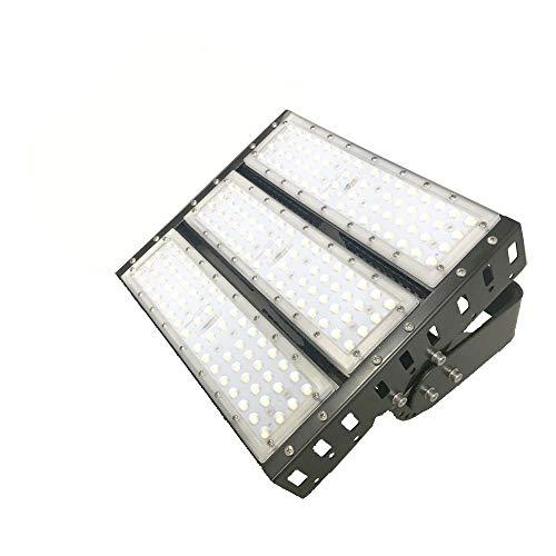 5 teile/los 150 watt AC100-277V 3 moduls outdoor led wandleuchte straßenlaterne led-strahler flutlicht führte outdoor IP65 wasserdicht 150 watt tunnel licht für tennisplatz (5pcs, 150w) -