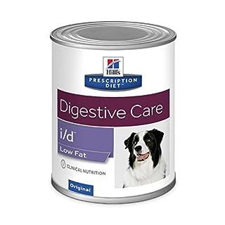 hill' 's Prescription Diet Canine I/D Low Fat Dog Digestive Health Food,12x360g