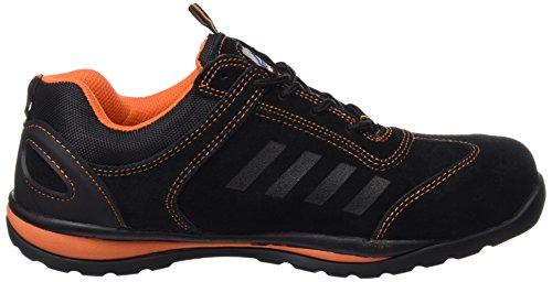 Portwest - Scarpe Sportive Antinfortunistiche - Unisex Arancione