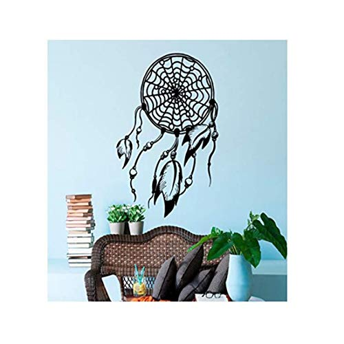 fkleber Für Modernes Handwerk Catcher Hippie Aboriginal Dream Catcher Decals Bettwäsche Wohnzimmer Künstler Residenz Dekoration 42X29Cm ()