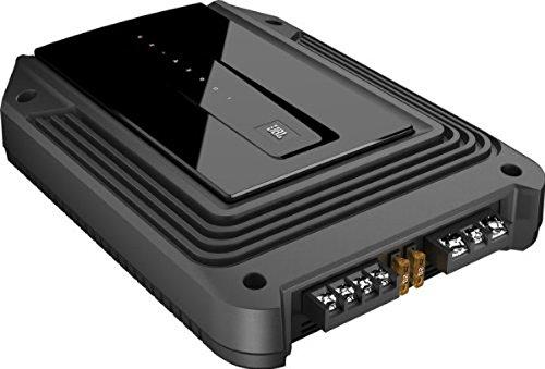 JBL Car GX-A3001 Amplificatore Subwoofer per Auto di Classe D 415 Watt, Nero