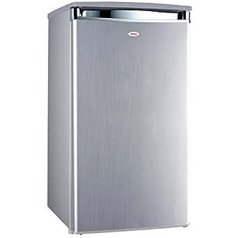 k hlschrank top 45 cm 91l a silber fridge 91l silber elektro gro ger te. Black Bedroom Furniture Sets. Home Design Ideas