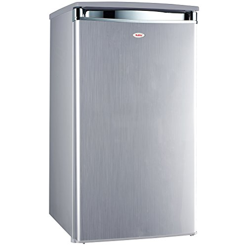 Réfrigérateur top 45cm 91l a+ - ROBBBY Fridge 91L (Silver)