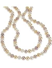 Zeeme Perles - 380050001-1 - Collier Femme - Perles - 120 cm