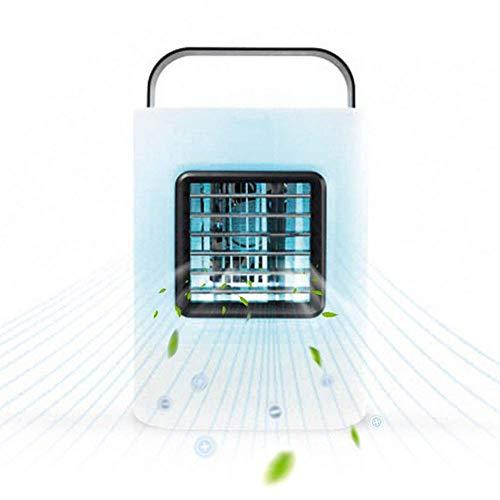AIRCOOLER USB Mini Tragbar Desktop Kühler Luftbefeuchter Kühlung Mobile Klimaanlage 3 Geschwindigkeiten