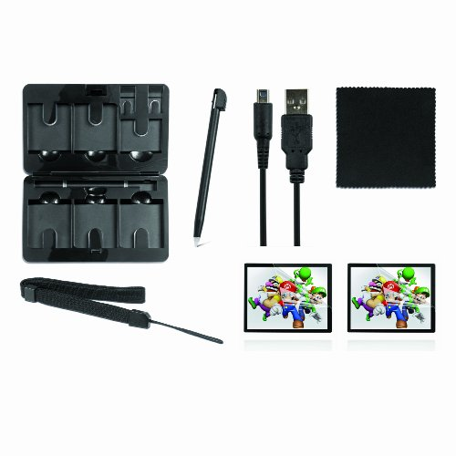 Nintendo DSi - 7 in1 Enjoy Kit, schwarz [UK Import]