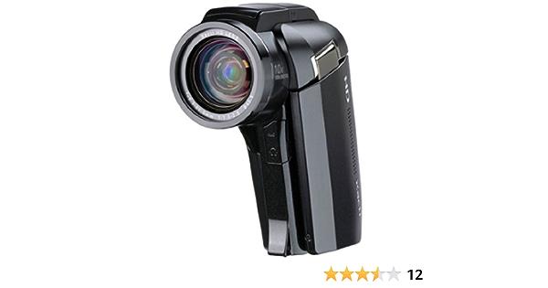 Sanyo Vpc Hd1000 Exbk Full Hd Camcorder 2 7 Zoll Kamera