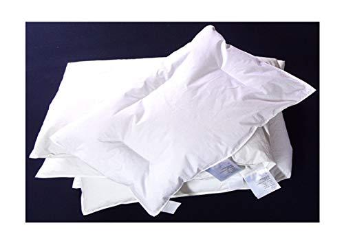 Schäfer 100% Daunen Baby Kinder Daunendecke Bettdecke 100x135 cm + Kissen 40x60 cm