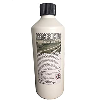 GREASE BUSTER POWERFUL KITCHEN CLEANER & DEGREASER concentrate (500ml makes 5L)