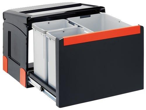 Franke Sorter Cube 50-134.0055.291 Einbau Abfallsammlsystem Mülleimer Küche