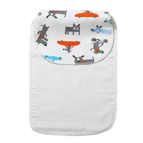 Cute Cartoon serviette serviette absorbant la transpiration Lingettes Bébé, pour chien