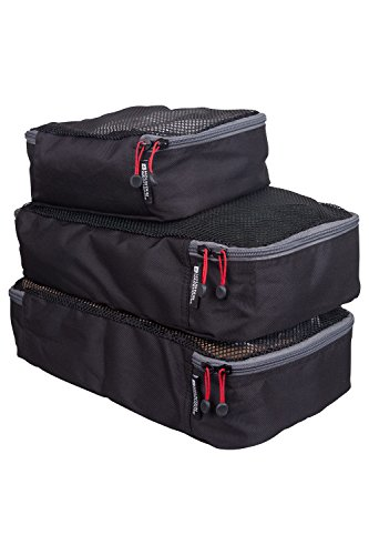 mountain-warehouse-travel-organiser-set-of-3-black