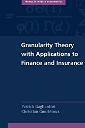Granularity Theory with Applications to Finance and Insurance (Themes in Modern Econometrics)