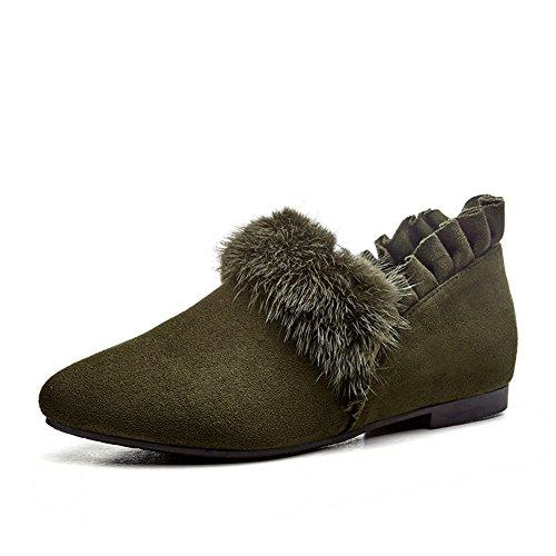 Chaussures De Ceinture Plates Et élastiques De Dame,Chaussures Pointues C