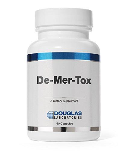 Amalgam-kapseln (De-Mer-Tox (60 Kapseln) - Douglas Laboratories)