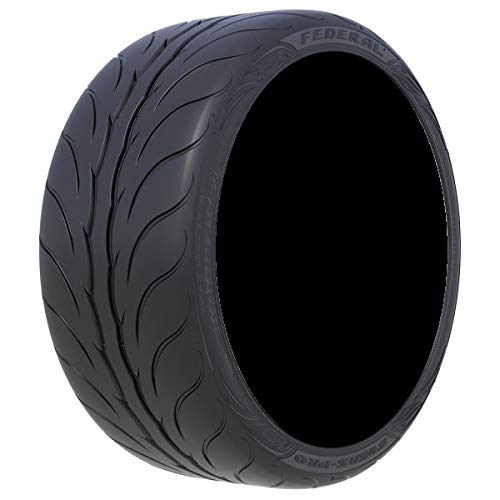 Pneumatici federal 595 rs-pro (semi-slick) 215 40 18 85 y estive gomme nuove