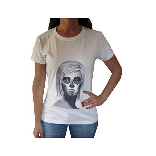 Damen Shirt Design Catrina. 100% Baumwolle (S)
