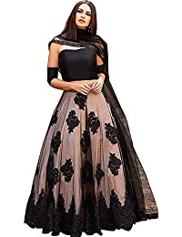 8fbacaed467c9 Amazon.in  Blacks - Lehenga Cholis   Ethnic Wear  Clothing   Accessories