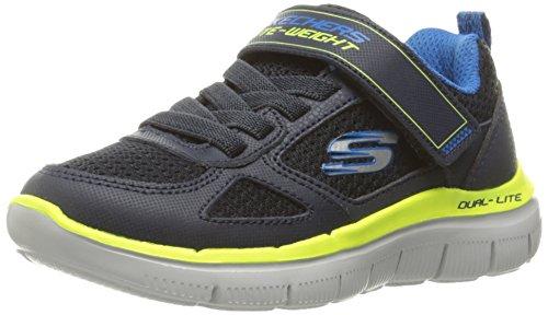 Skechers  Power Shot, Jungen Outdoor Fitnessschuhe Navy / Lime