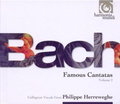 Cantates vol.2 bwv29, 78, 119, 120, 198, 207, 214