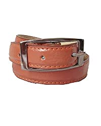 A ICONIC INC Girls & Women Brown Formal Belt (DOSI-WB-001)