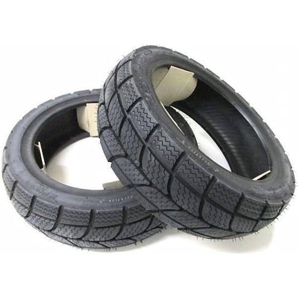 Roller Winter Reifen Satz K701 130 60 13 140 60 13 M S Für Yamaha Aerox Mbk Nitro Ganzjahresreifen Allwetterreifen Auto