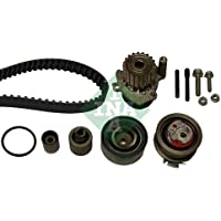 INA 530 0503 30 Water Pump and Timing Belt Kit - ukpricecomparsion.eu