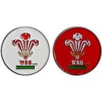 Wales Rugby Union Offizieller Golf-Metallic